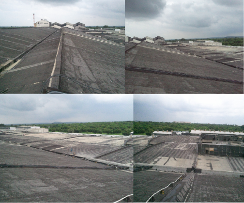 Roof Water Proofing